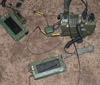 Bowman provides an Automatic Position Location, Navigation and Reporting system which gives Situational Awareness to units throughout the digitised structure. The friendly forces picture can be configured to update unit and vehicle positions automatically. The tactical picture is shown on map displays on a variety of purpose-built data terminals – handheld, portable, vehicle or desk mounted. Key armoured fighting vehicles (AFVs) are fitted with specialised equipments tailored to each vehicle type to facilitate use of the APLNR capability in the specific environment of an AFV.