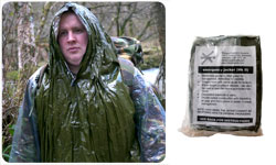Blizzard Survival Jacket Military Spec