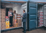 These units are ideal for storing non-temperature sensitive goods. Adaptable and portable, they are a great source of extra space for growing businesses, whether used as a lock up or storeroom space, to even, as extra workspace in your premises.