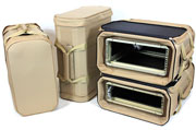 Lightweight Portable Cases - SatRack - C P Cases