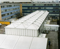 Emergency Accommodation Solutions from De Boer Structures (UK) Ltd