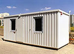The Rapidcom portable building system from Extraspace