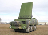 Inflatable SA-10 Radar Guidance