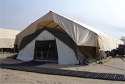 Shelter Tents and Sunshield from Franklin