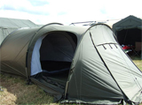 Four man tunnel tent from Franklin Equipment