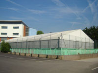 At Instant Space we provide a wide range of temporary structures ready to use within weeks. We pride ourselves on be able to offer high quality products with exceptional service. Our units are a cost effective and versatile alternative to traditional buildings and warehousing.