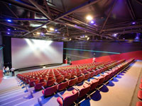 Neptunus can create all the space that you require for your next Conference or theatre production.