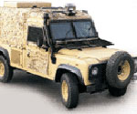 CAMAC® CAV 100 Series Armoured Vehicles from NP Aerospace