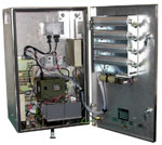 The GID-3 (24/7) is a fully networked, versatile, low through life cost, continuous operation CWA and TICs detector. Systems are deployed in military, critical infrastructure and transportation applications including metro, around perimeters, external to and inside buildings. Optional HVAC duct interface units are available where required.
