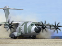 Future Transport aircraft for the RAF the A400m built by Airbus Military (Previously Future Large Aircraft - FLA)